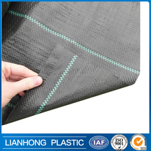 pp woven ground cover weed control cloth/fabric/mat