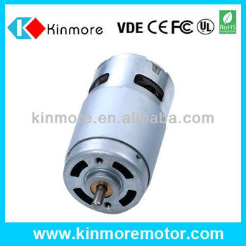 12v 10000rpm dc motor for Cordless Power Tools(RS-795PHC2J2-7513RDM )