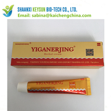 Skin itching antibacterial ointment for eczema