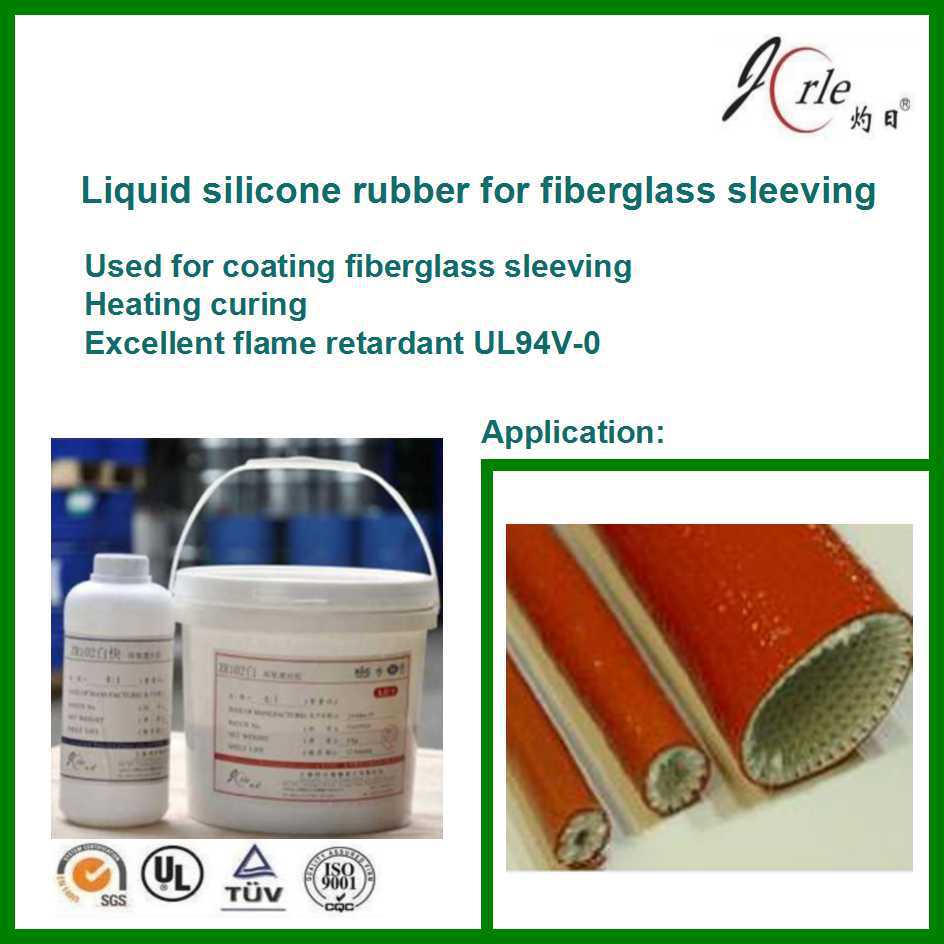 low linear shrinkage liquid silicone rubber