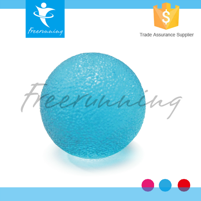 Gym Equipment Soft TPR Power Grip Ball