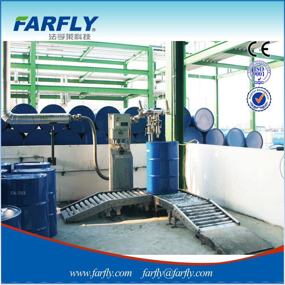 Coating filling Machine/Liquid Filling Machine/chemical filling machine