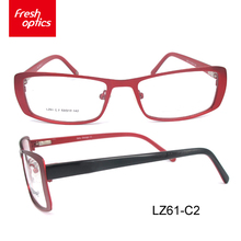 LZ61 High end metal kids flexible eyeglass frames for eyewear