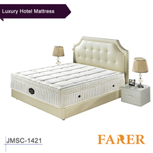 Five star hotel style comfortable bed mattress