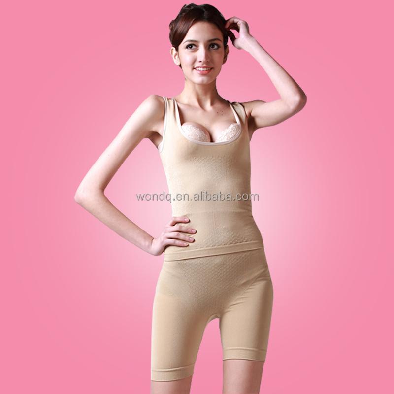 Women Magic Slimming Body Shaper Girdle With Black Beige Color Buy Fajate Body Shaper Magic