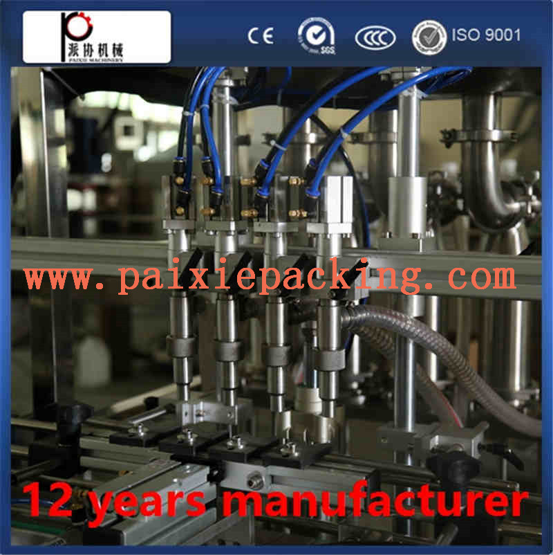 oil packing line bottling machine edible oil filling machine cooking oil filling machine
