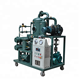 Double Stage High Vacuum ZYD Series Dielectric Oil Purification Plant, Machine Oil Purifier