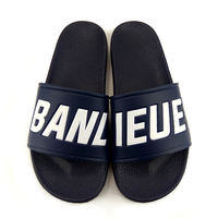 Greatshoe 2019 high quality wholesale new designs flat sandals custom slides,custom slides sandal china man slipper