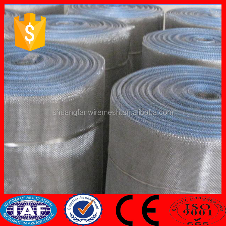Ultra fine 10 Micron Filter Cloth/Auto Extruder Filter mesh/80*700 dutch weave stainless steel wire mesh