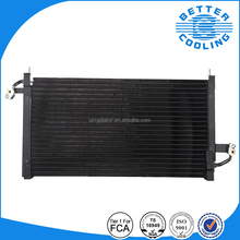 Factory Air Auto Cooled Conditioner With Great Price For Fords FORESTER 98 - 00 A / C COND P - FLOW Air Conditioning Condenser