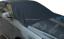 car front window sun shade cover with magnet pins