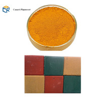 Ferric oxide pigment manufacturer in China iron oxide red/yellow/black concrete pigment color powder