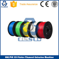 ABS PLA FILAMENT PRODUCTION LINE FOR 3D PRINTING