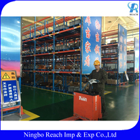 Heavy Duty Selective Pallet Racks and Shelves for Warehouse Storage 1,000-4,000 Kg /Level