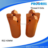 R32 Button Bit Rock Stone Drill Bit
