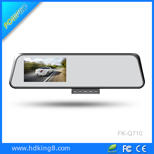 SALES 4.3' Auto Dimming Rearview Mirror GPS Travel Buses Car Camera