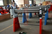 Economical Electric Slip Roll Machine With Simple Operation