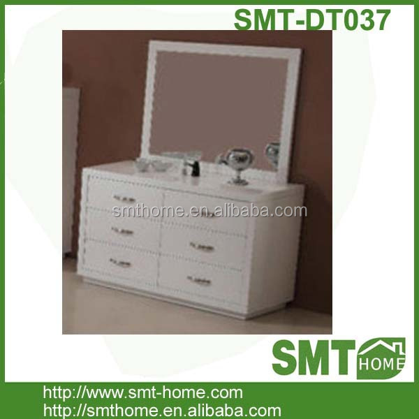 melamine MDF MFC dressing table mirror price for bedroom