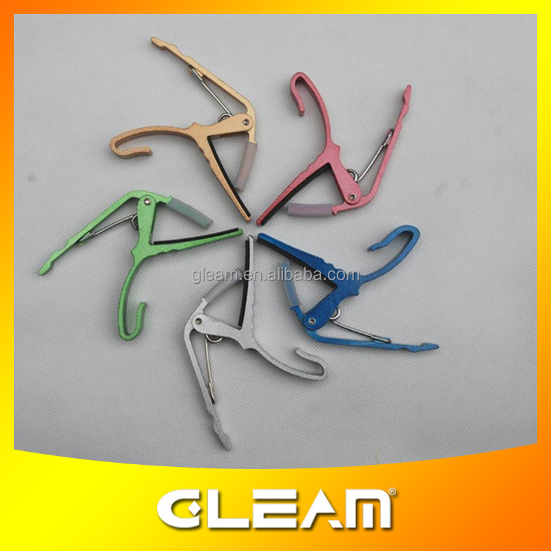 Fashion OEM Color Guitar Capo Custom