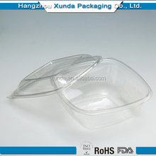 Factory Price Plastic Cover Packing for Fast Food Container