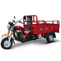 Best-selling Tricycle 150cc carga pedicab three wheel made in china with heavy loading Capacity