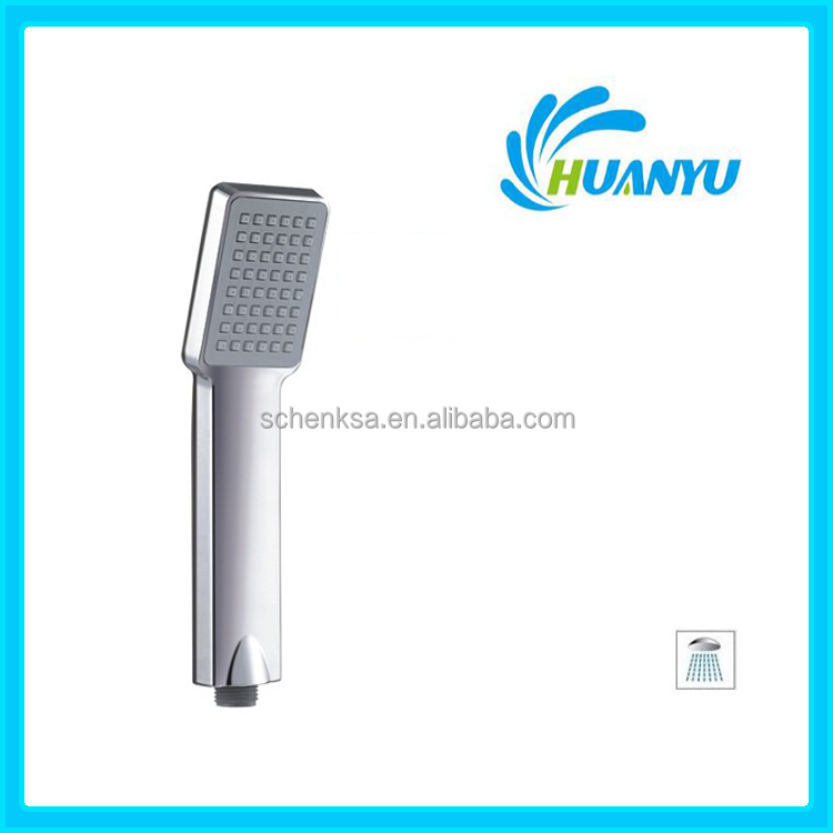 HY111 Cixi Huanyu abs square best selling products in america shower head