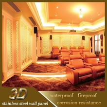 Fast Color Stainless Steel 304 Interior Decoration Items