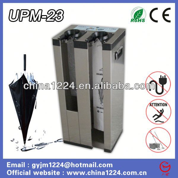New stainless steel umbrella bags dispenser business venture partners
