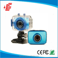Manufacturer 1.3Mega CMOS 2.0inch touch digital screen sport camera