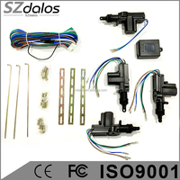 Universal car central locking system /Power door locks for any 12V car