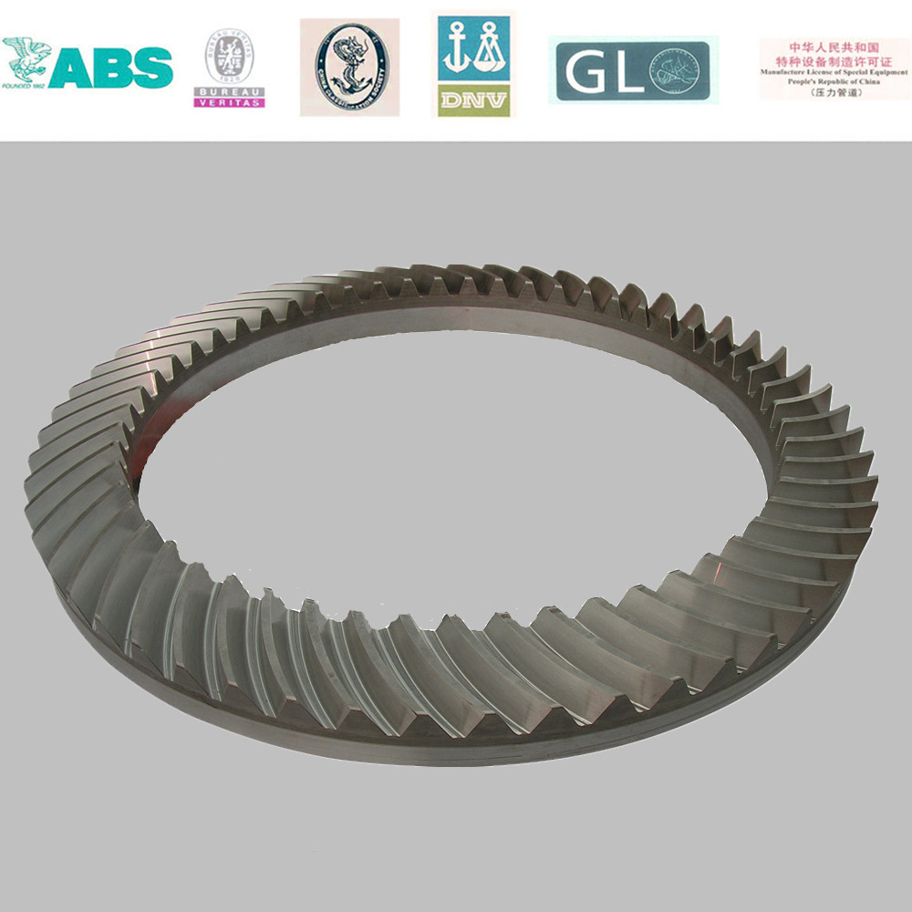Professional small module metal spur gears with high quality