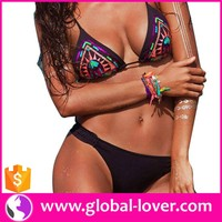 wholesale new designs indian open hot sexy girl bikini photo