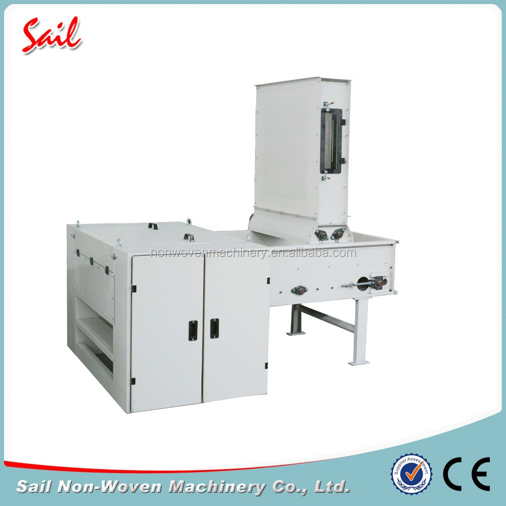 Changshu Nonwoven sea island cotton fiber opening machine