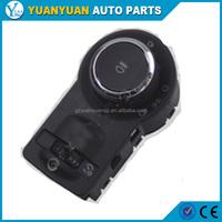 gm parts china 10009747 12pin blue fog lamp switch for G.M. farol milha onix