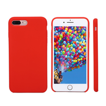 Drop Resistant colorful phone case Soft Rubber Silicone Case Shockproof cell Phone Cover for iphone