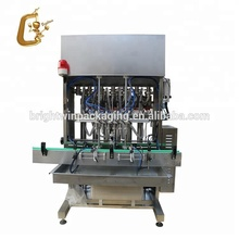 manufacturer sale liquid filling machine price with VIDEO