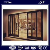 Affordable prices 6063 anodized aluminum frames door parts