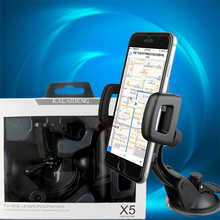 fashion car holder 360 degree rotation phone holder dashboard car mount