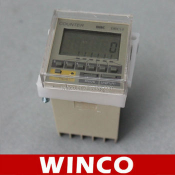 DHC1J lcd programmable digital counter