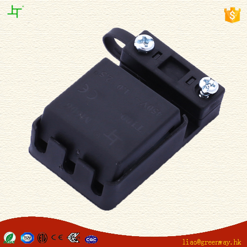 Directly supply fine quality plastic junction box M606 with ROHS material nylon66 plastic box