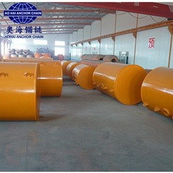 Anchor Pendant Steel structured offshore mooring buoy