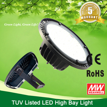 TUV ETL DLC Approval 100W UFO High Bay LED Light