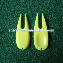 Custom wholesale plastic golf divot tool Christmas gifts