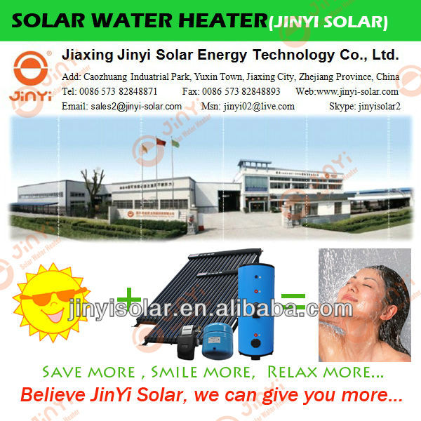 100mm Super Metal Heat Pipe Vacuum Tube Solar Collector