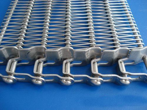 Chain stainless steel conveyor belting