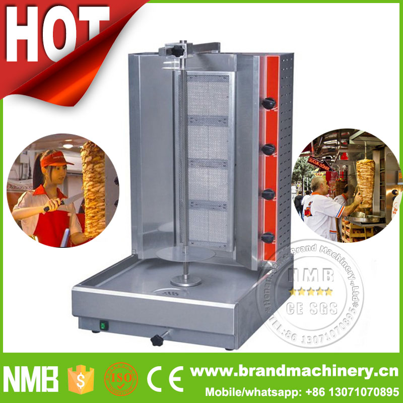 Made in China shawarma machine price, frozen doner kebab, chinese roast duck oven equipment