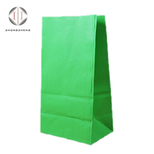 China supplier craft paper bag for food packaging/custom gift paper bag for cookies