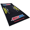 Custom motorcycle mat