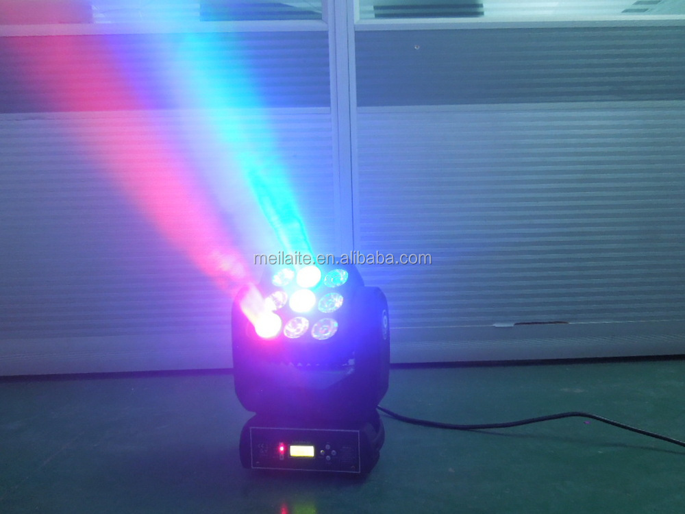 3*3 LED matrix beam mini led moving head moving head led light