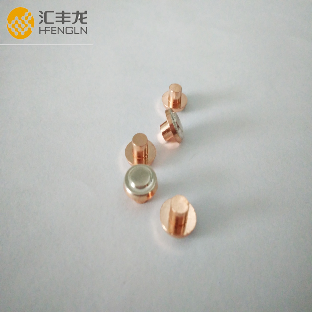 Fine and Clear Solid Contact Electric Switch Contact
